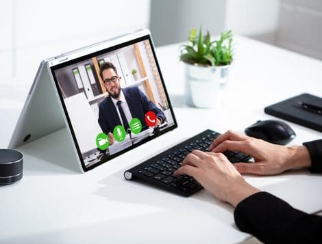 Präsenz- oder Online-Treffen möglich